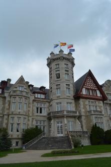 Palacio de la Magdalena. Santander.