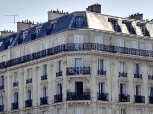 Fachadas de París